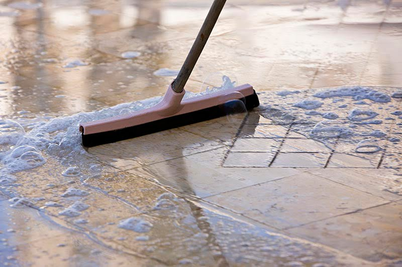 cleaning tile and stone floors advice