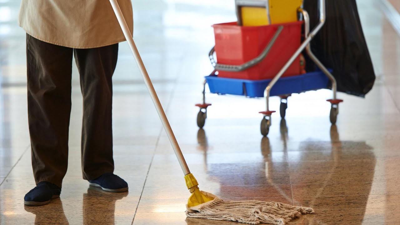 Commercial Cleaning for the Healthcare Industry