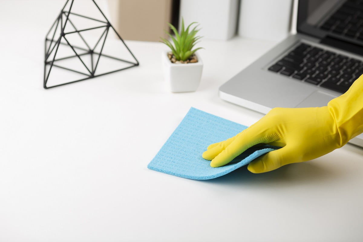 Hygiene of the Workplace During Covid-19